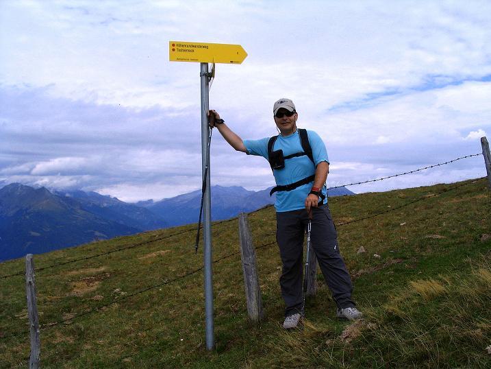 Foto: Andreas Koller / Wander Tour / Gamsbrünndlweg auf das Tschiernock (2088 m) / 03.09.2009 22:06:28