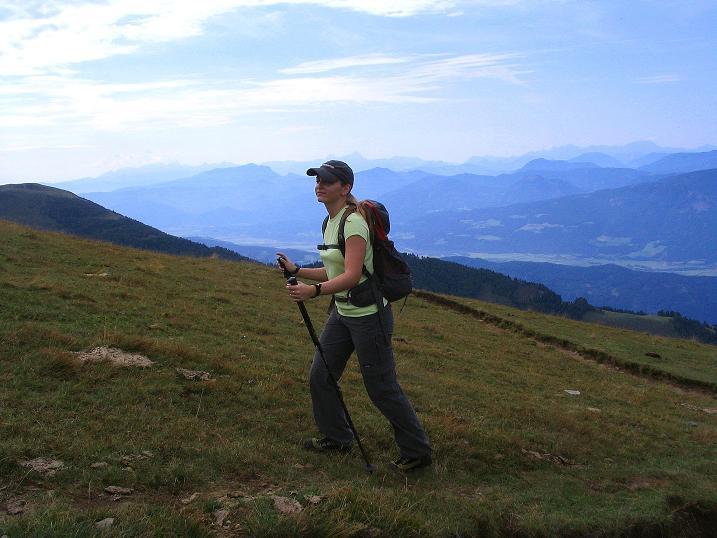 Foto: Andreas Koller / Wander Tour / Gamsbrünndlweg auf das Tschiernock (2088 m) / 03.09.2009 22:06:21