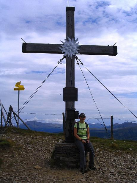 Foto: Andreas Koller / Wander Tour / Gamsbrünndlweg auf das Tschiernock (2088 m) / Am Tschiernock / 03.09.2009 22:06:00