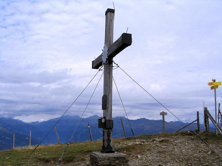 Foto: Andreas Koller / Wander Tour / Gamsbrünndlweg auf das Tschiernock (2088 m) / 03.09.2009 22:04:52