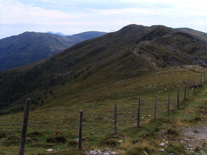 Foto: Andreas Koller / Wander Tour / Gamsbrünndlweg auf das Tschiernock (2088 m) / 03.09.2009 22:04:45