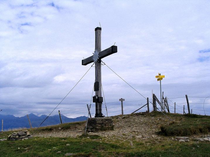 Foto: Andreas Koller / Wander Tour / Gamsbrünndlweg auf das Tschiernock (2088 m) / 03.09.2009 22:04:24