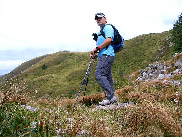 Foto: Andreas Koller / Wander Tour / Gamsbrünndlweg auf das Tschiernock (2088 m) / Der Abstieg / 03.09.2009 22:03:13