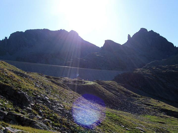 Foto: Andreas Koller / Klettersteig Tour / Bella Vista Klettersteig auf die Hohe Leier (2774 m) / 06.09.2009 23:40:29