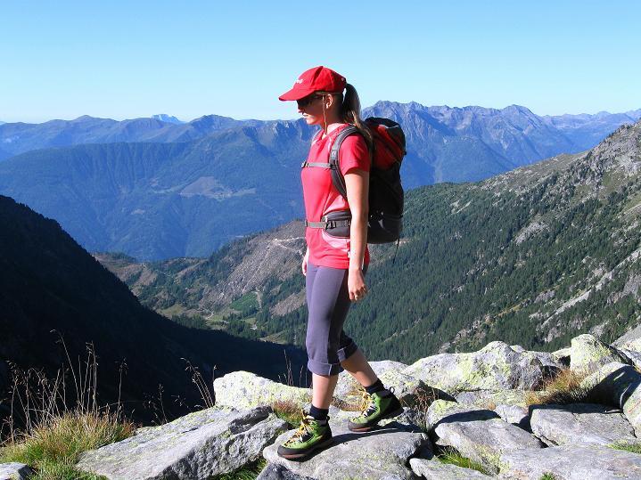 Foto: Andreas Koller / Klettersteig Tour / Bella Vista Klettersteig auf die Hohe Leier (2774 m) / 06.09.2009 23:40:16