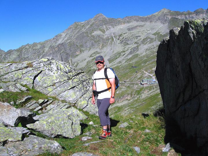 Foto: Andreas Koller / Klettersteig Tour / Bella Vista Klettersteig auf die Hohe Leier (2774 m) / 06.09.2009 23:39:05