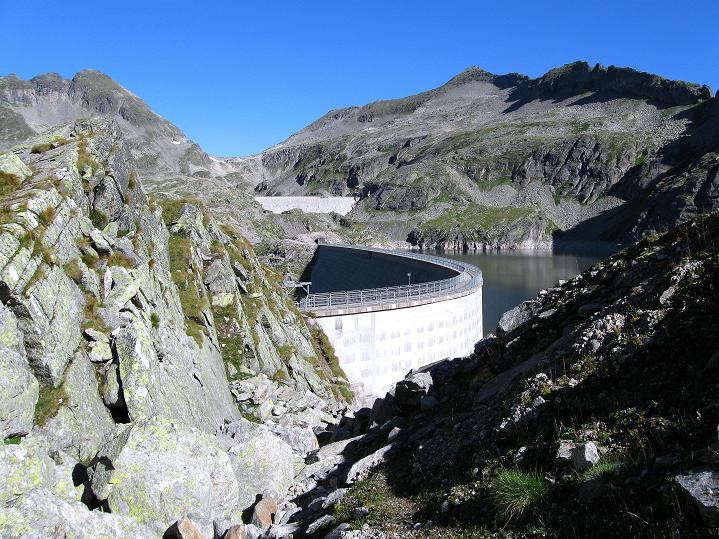 Foto: Andreas Koller / Klettersteig Tour / Bella Vista Klettersteig auf die Hohe Leier (2774 m) / 06.09.2009 23:38:57