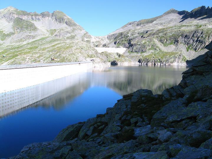 Foto: Andreas Koller / Klettersteig Tour / Bella Vista Klettersteig auf die Hohe Leier (2774 m) / 06.09.2009 23:38:42