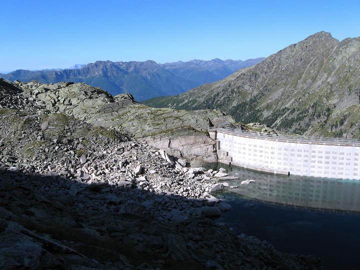 Foto: Andreas Koller / Klettersteig Tour / Bella Vista Klettersteig auf die Hohe Leier (2774 m) / 06.09.2009 23:38:34
