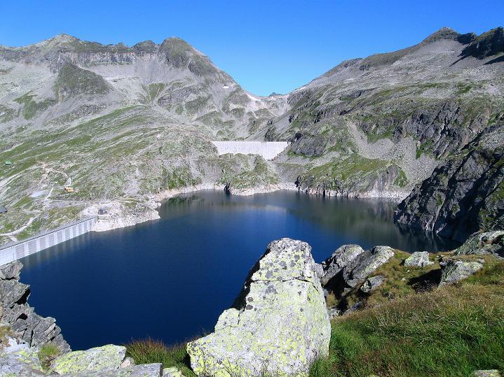 Foto: Andreas Koller / Klettersteig Tour / Bella Vista Klettersteig auf die Hohe Leier (2774 m) / 06.09.2009 23:38:10