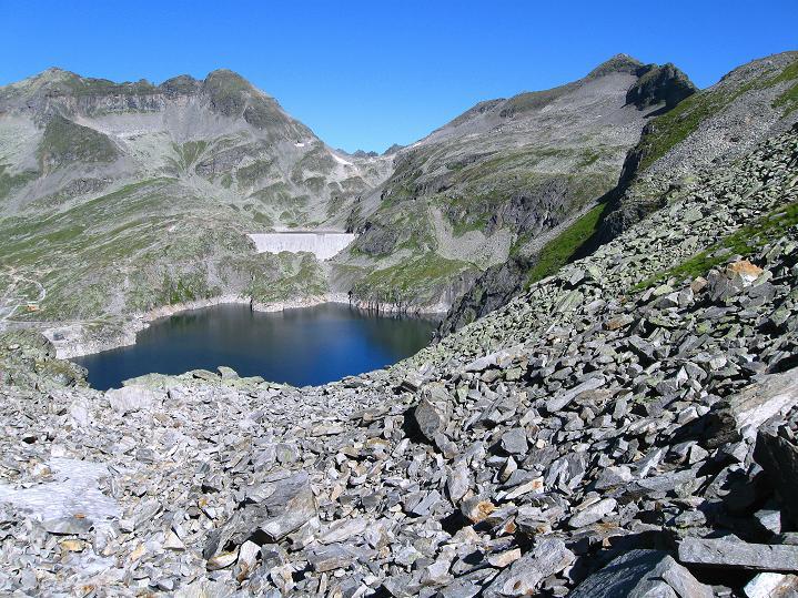 Foto: Andreas Koller / Klettersteig Tour / Bella Vista Klettersteig auf die Hohe Leier (2774 m) / 06.09.2009 23:37:34