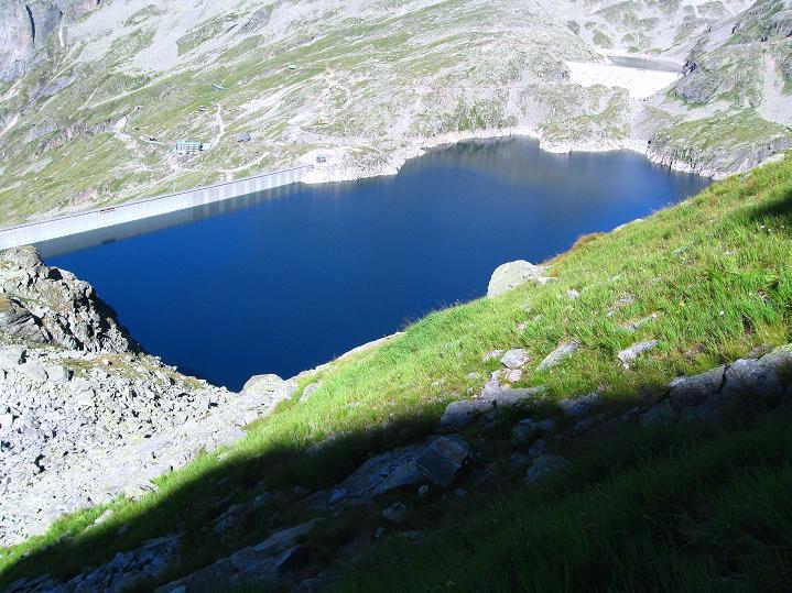 Foto: Andreas Koller / Klettersteig Tour / Bella Vista Klettersteig auf die Hohe Leier (2774 m) / Großer Mühldorfer See / 06.09.2009 23:37:24