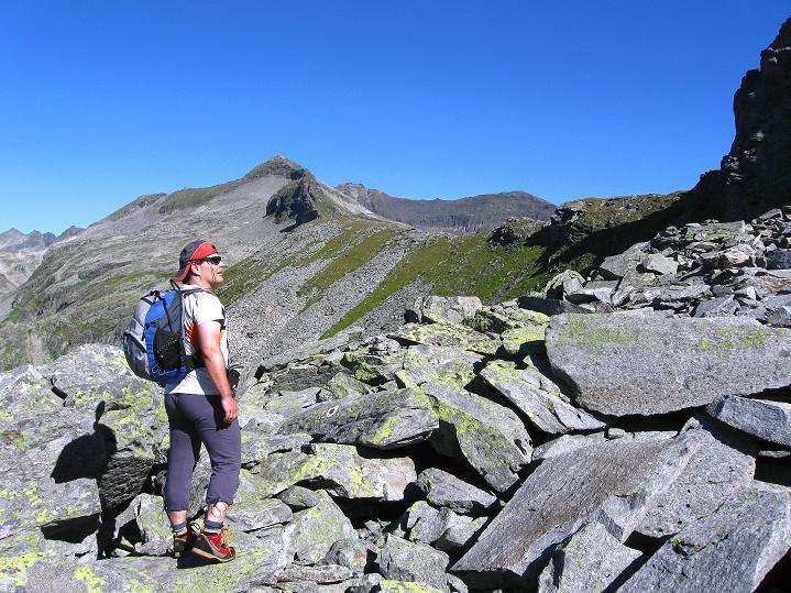 Foto: Andreas Koller / Klettersteig Tour / Bella Vista Klettersteig auf die Hohe Leier (2774 m) / 06.09.2009 23:36:58