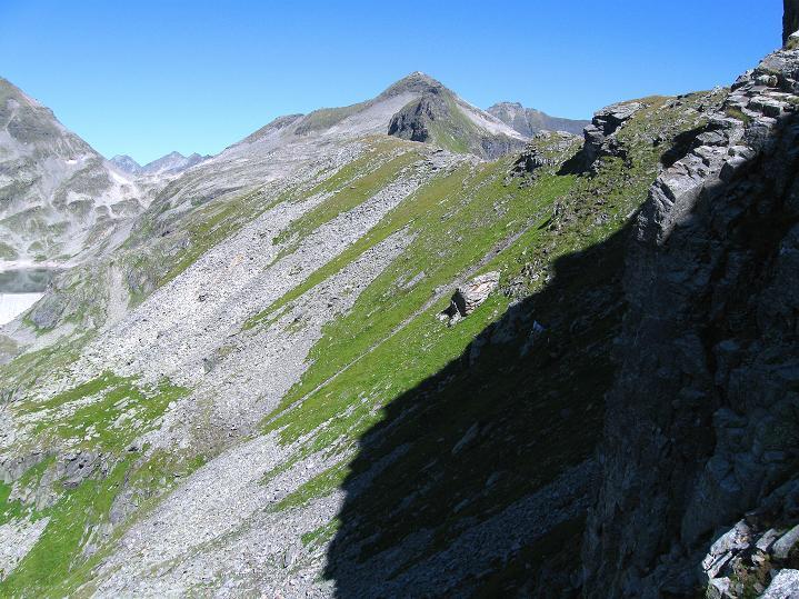 Foto: Andreas Koller / Klettersteig Tour / Bella Vista Klettersteig auf die Hohe Leier (2774 m) / 06.09.2009 23:36:22