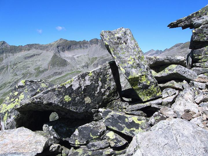 Foto: Andreas Koller / Klettersteig Tour / Bella Vista Klettersteig auf die Hohe Leier (2774 m) / 06.09.2009 23:34:14