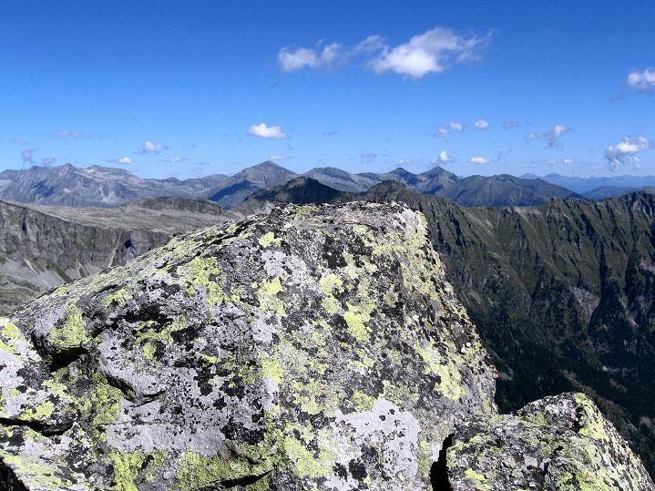 Foto: Andreas Koller / Klettersteig Tour / Bella Vista Klettersteig auf die Hohe Leier (2774 m) / 06.09.2009 23:28:26