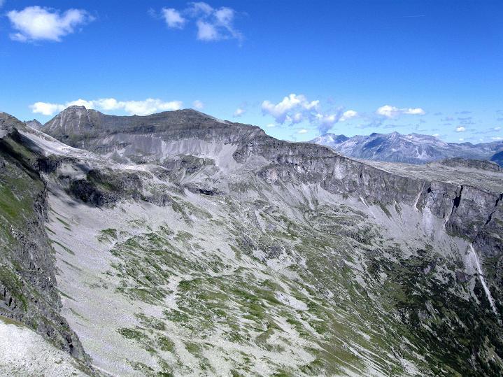 Foto: Andreas Koller / Klettersteig Tour / Bella Vista Klettersteig auf die Hohe Leier (2774 m) / Blick ins Herz der Reißeckgruppe / 06.09.2009 23:26:35