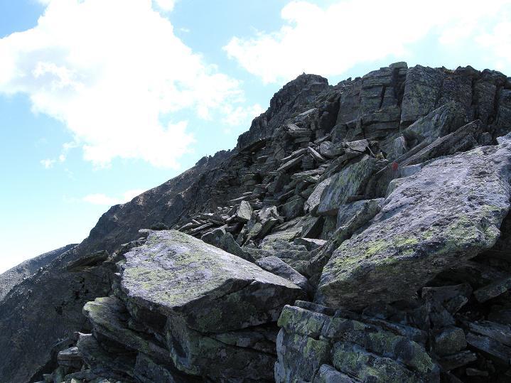 Foto: Andreas Koller / Klettersteig Tour / Bella Vista Klettersteig auf die Hohe Leier (2774 m) / 06.09.2009 23:26:02