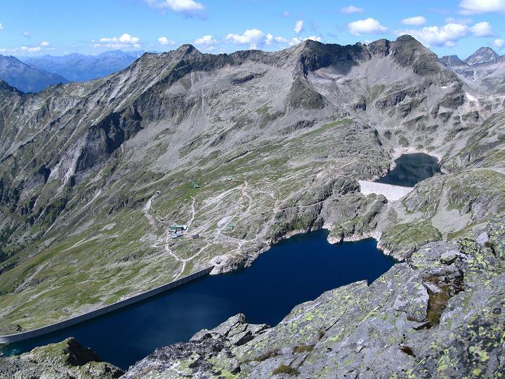 Foto: Andreas Koller / Klettersteig Tour / Bella Vista Klettersteig auf die Hohe Leier (2774 m) / 06.09.2009 23:24:26