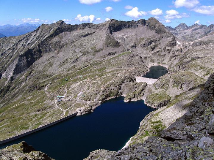 Foto: Andreas Koller / Klettersteig Tour / Bella Vista Klettersteig auf die Hohe Leier (2774 m) / 06.09.2009 23:23:54