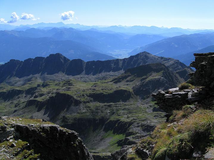 Foto: Andreas Koller / Klettersteig Tour / Bella Vista Klettersteig auf die Hohe Leier (2774 m) / 06.09.2009 23:17:39