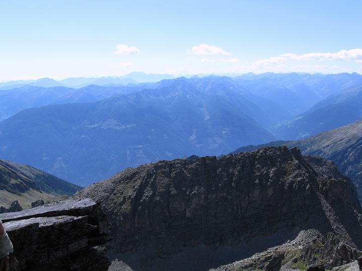 Foto: Andreas Koller / Klettersteig Tour / Bella Vista Klettersteig auf die Hohe Leier (2774 m) / 06.09.2009 23:15:48
