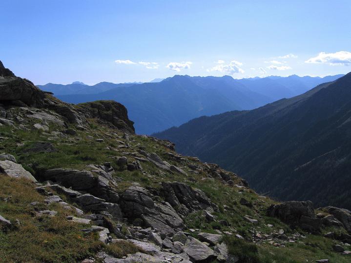 Foto: Andreas Koller / Klettersteig Tour / Bella Vista Klettersteig auf die Hohe Leier (2774 m) / 06.09.2009 23:10:43