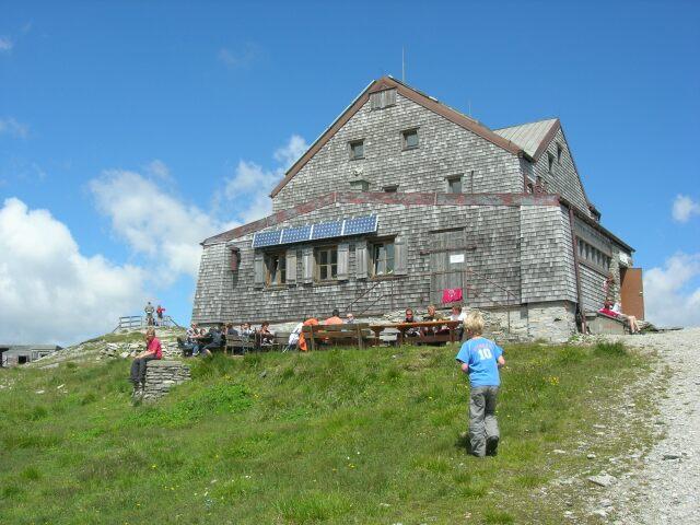 Foto: besu / Wander Tour / Tauernüberquerung Mallnitz-Sportgastein / Hagener Hütte / 05.09.2009 14:38:44