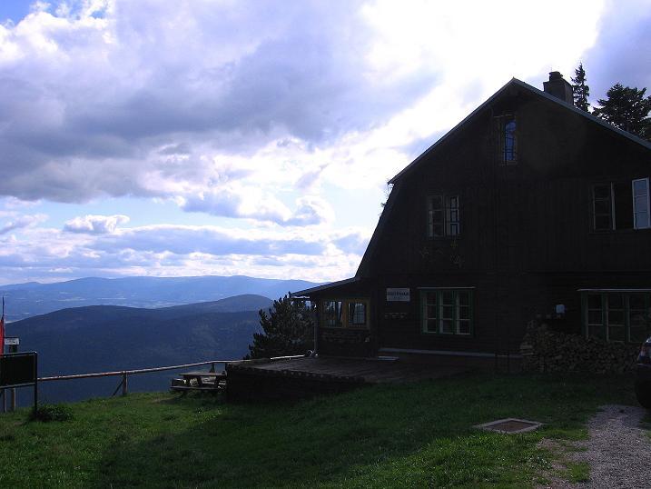 Foto: Andreas Koller / Klettersteig Tour / Klettersteig Steirerspur (1132m) / Hubertushaus / 08.09.2009 01:00:17