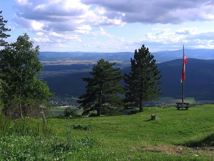 Foto: Andreas Koller / Klettersteig Tour / Klettersteig Steirerspur (1132m) / 08.09.2009 01:00:07