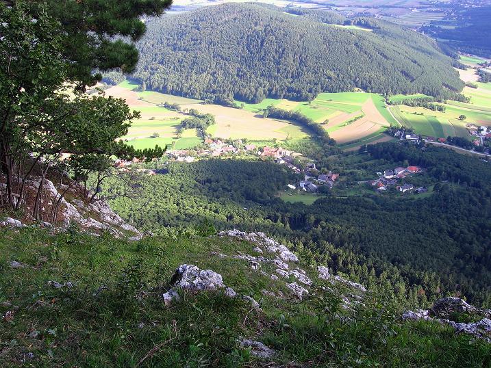 Foto: Andreas Koller / Klettersteig Tour / Klettersteig Steirerspur (1132m) / 08.09.2009 00:59:48