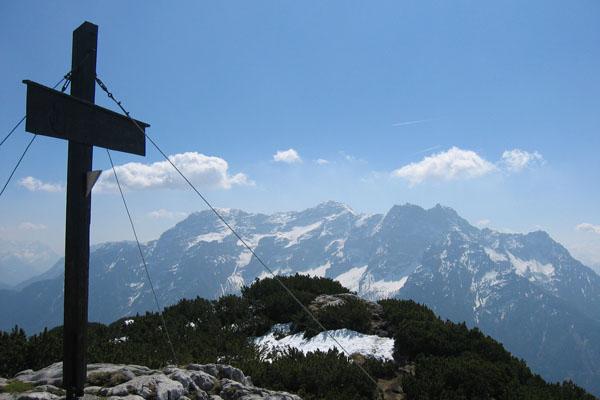 Foto: Christian Schickmayr / Klettersteig Tour / Schustergangl-Klettersteig, Rundtour / Steinplatte-Gipfel / 07.09.2009 20:48:41