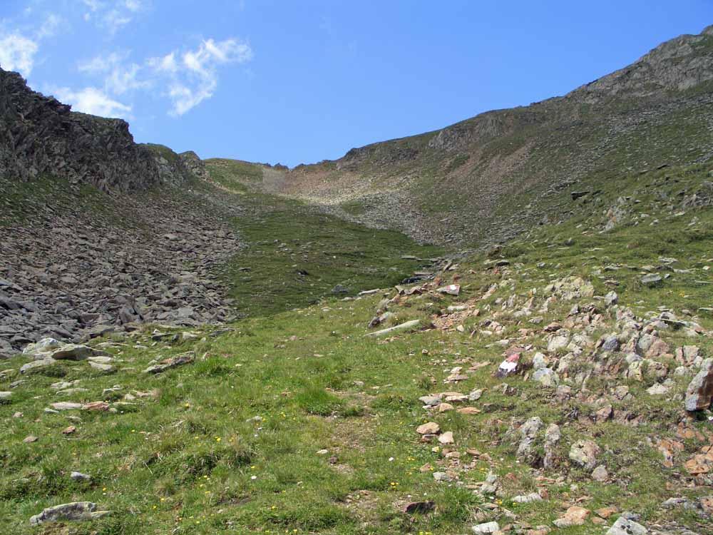 Foto: vince 51 / Wander Tour / Kreuzjochkogel-Überschreitung / Kreuzjoch / 07.09.2009 23:01:03