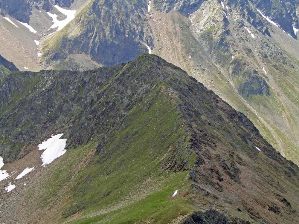 Foto: vince 51 / Wander Tour / Kreuzjochkogel-Überschreitung / Mitterzaigerkopf / 07.09.2009 22:58:44