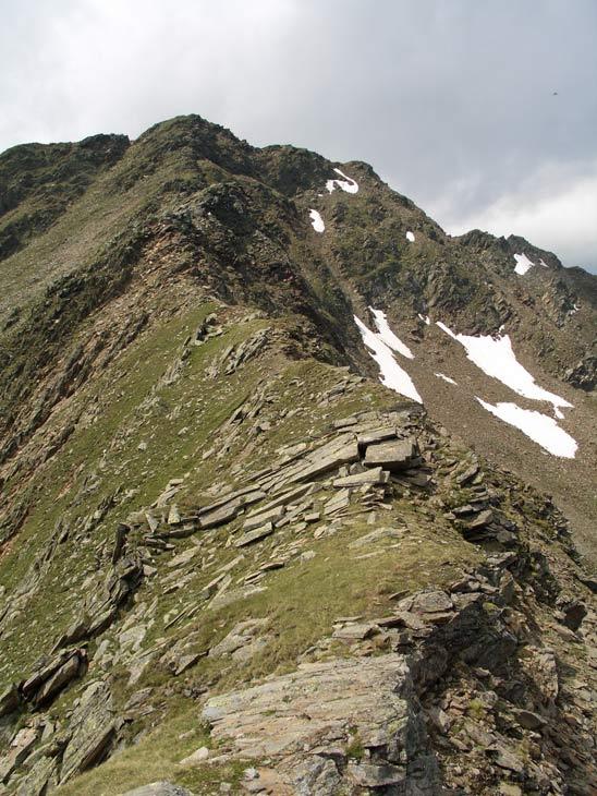 Foto: vince 51 / Wander Tour / Kreuzjochkogel-Überschreitung / Kreuzjochkogel / 07.09.2009 22:55:44