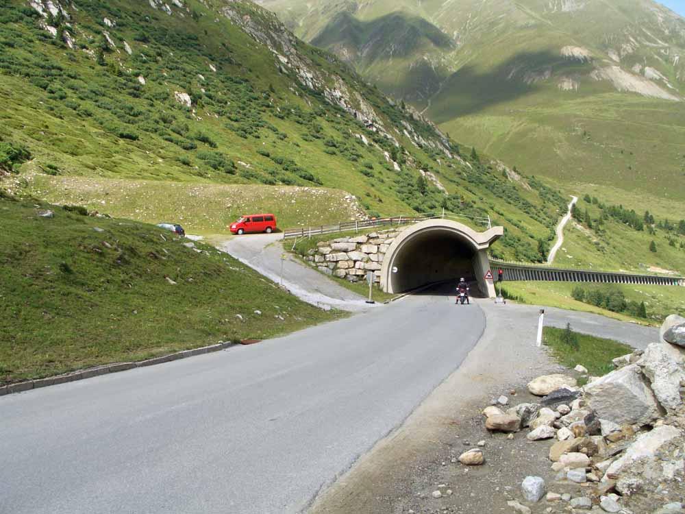 Foto: vince 51 / Wander Tour / Kreuzjochkogel-Überschreitung / Lawinengalerie / 07.09.2009 23:09:22