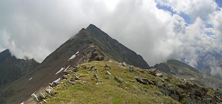 Foto: vince 51 / Wander Tour / Kreuzjochkogel-Überschreitung / Grießkogel / 07.09.2009 22:51:43