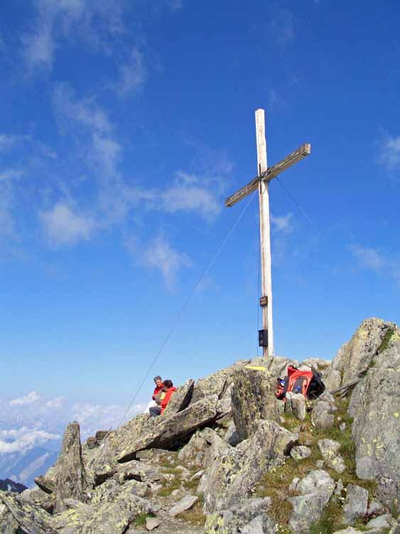 Foto: vince 51 / Wander Tour / Kreuzjochkogel-Überschreitung / Grießkogel / 07.09.2009 22:49:03