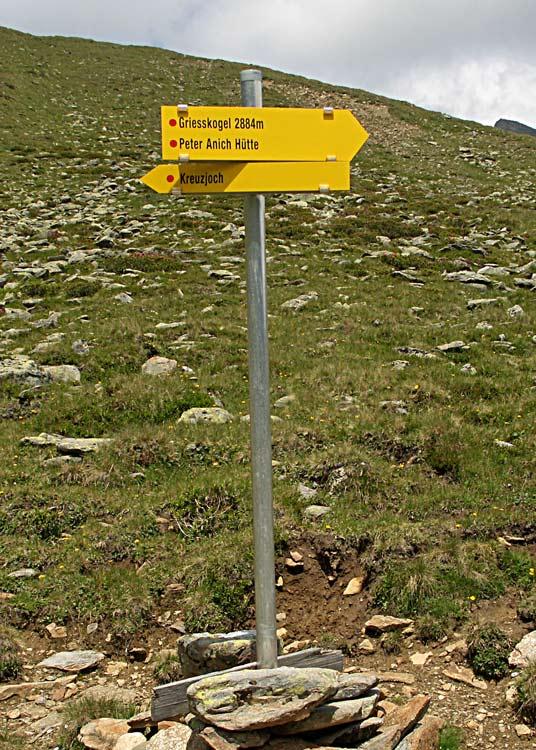 Foto: vince 51 / Wander Tour / Kreuzjochkogel-Überschreitung / 07.09.2009 23:01:30