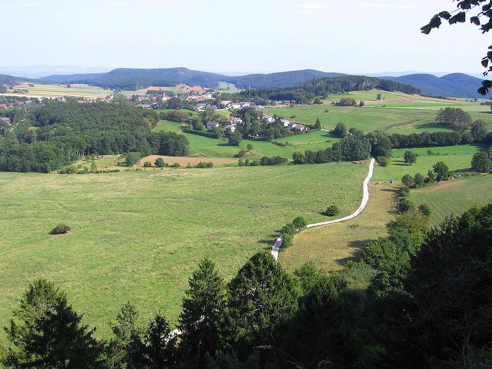 Foto: Andreas Koller / Klettersteig Tour / Währinger Steig (630 m) / 10.09.2009 22:55:59