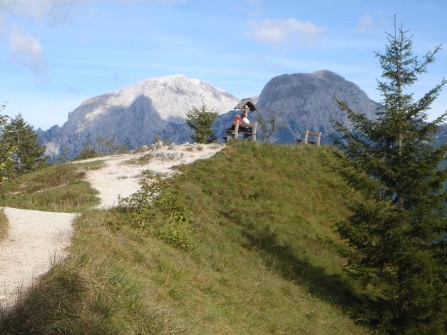Foto: Manfred Karl / Klettersteig Tour / Grünstein Klettersteig / 17.09.2009 20:03:50