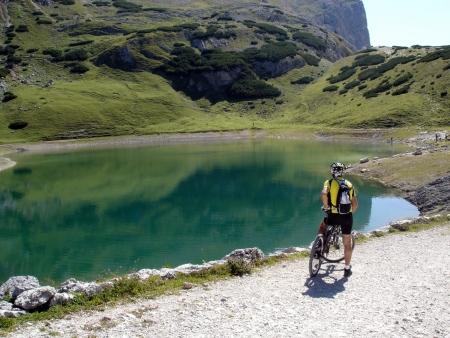 Foto: barbonis / Mountainbike Tour / Fanes / Lago di Limo / 16.09.2009 17:05:55