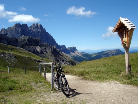 Foto: barbonis / Mountainbike Tour / Funes / Passo Poma / 16.09.2009 17:22:24