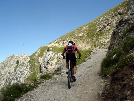Foto: barbonis / Mountainbike Tour / Funes / Salita per il Rifugio Genova / 16.09.2009 17:22:07