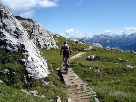 Foto: barbonis / Mountainbike Tour / Funes / Single-Track / 16.09.2009 17:22:47