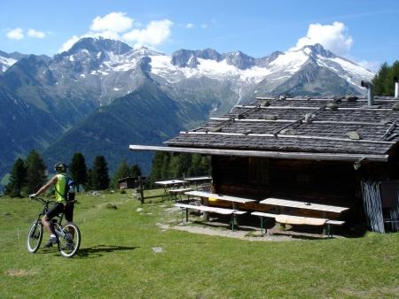 Foto: barbonis / Mountainbike Tour / Klausberg / Gruberalm / 17.09.2009 18:23:43