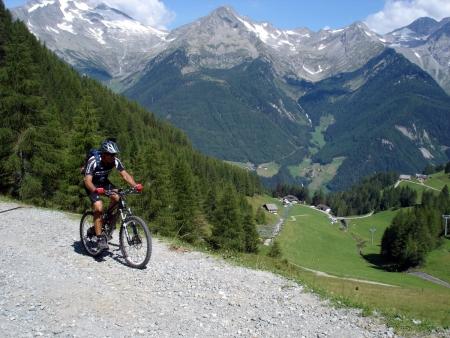 Foto: barbonis / Mountainbike Tour / Klausberg / Per il Lago di Chiusetta / 17.09.2009 18:22:49