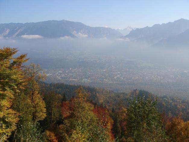 Foto: Manfred Karl / Wander Tour / Goldtropf Steig am Hochstaufen / 17.09.2009 21:17:57