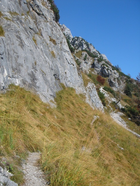 Foto: Manfred Karl / Wander Tour / Goldtropf Steig am Hochstaufen / 17.09.2009 21:16:38