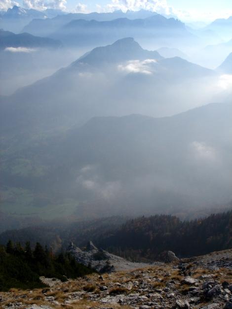 Foto: Manfred Karl / Wander Tour / Goldtropf Steig am Hochstaufen / 17.09.2009 21:06:02